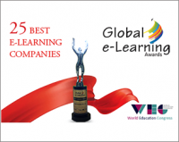 Hurix Digital wins the award of the 25 best elearning companies