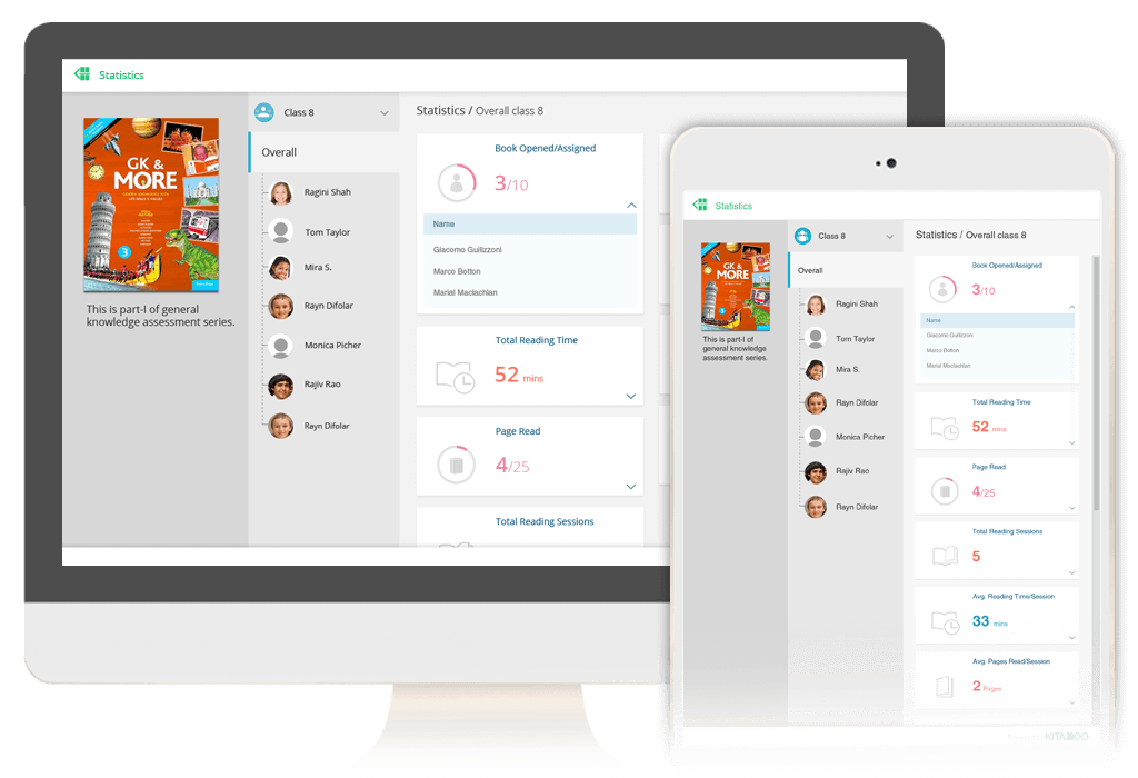 corporate training solutions | With Kitaboo the online training software you can Create interactive training material like interactive ebooks to train your employees sub 5
