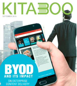 BYOD and it's impact on enterprise content delivery - newsletter