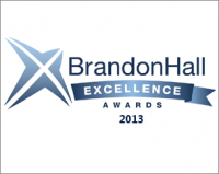 Hurix Digital wins the Brandon hall excellence award 2013 for its flagship digital publishing platform Kitaboo in the category of best advance content authoring technology silver 2013