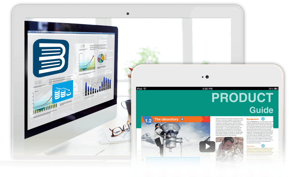 corporate training solutions | With Kitaboo the online training software you can Create interactive training material like interactive ebooks to train your employees sub 4