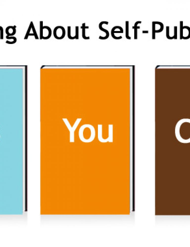 Self-publishing gets its first degree!