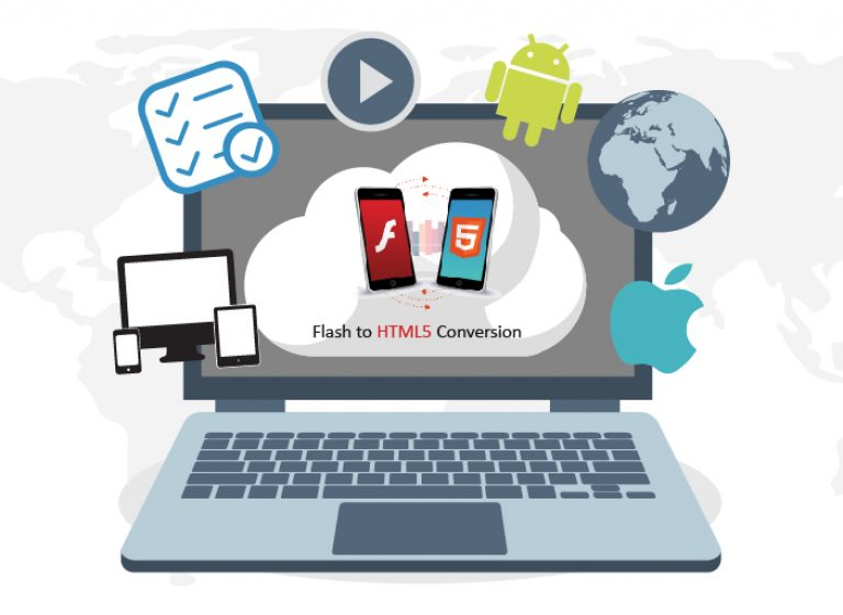 5 reasons to shift from Flash to HTML5 for Mobile Learning