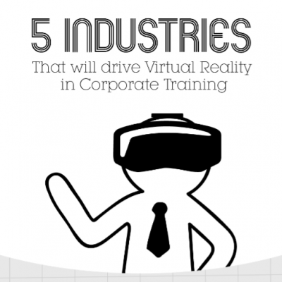 5 industries that will drive virutal reality in corporate training