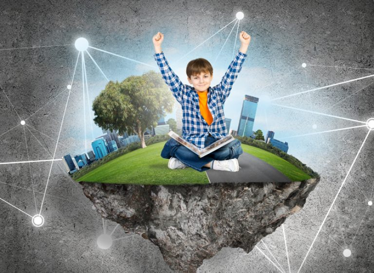 How Augmented Reality Can Improve Kids' Imagination?