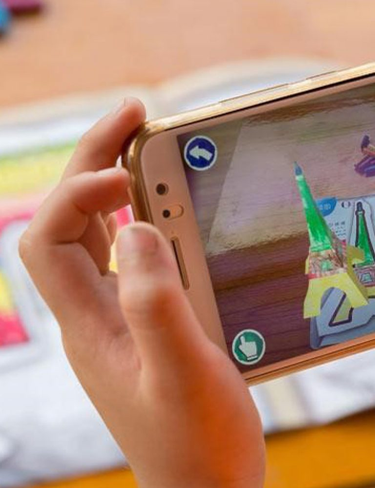 Augmented Reality Creates Interactive and Engaging Classrooms
