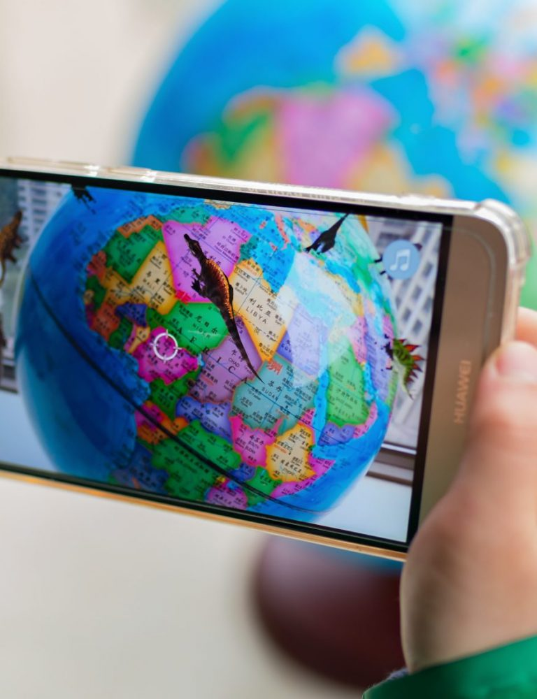 Augmented Reality technology in Education