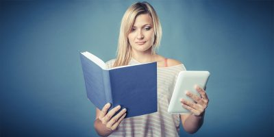 Top 10 Advantages of eBooks over Printed Books