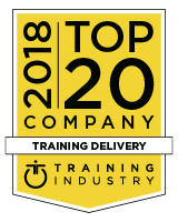 Kitaboo is mentioned in the 2018 Top 20 Training Delivery Company List by Training Industry