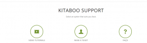 KITABOO SUPPORT