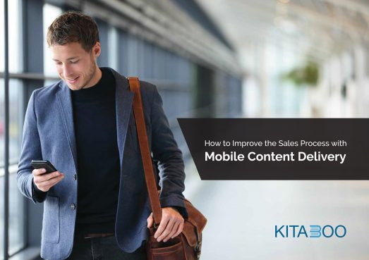 How to Improve the Sales Process with Mobile Content Delivery