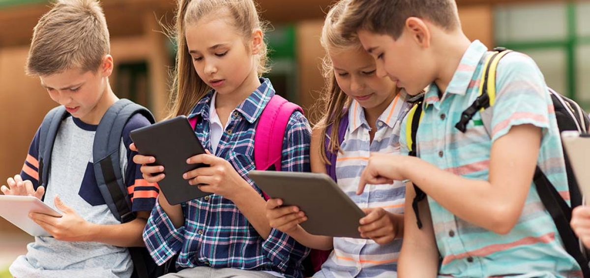 technology in K-12 schools