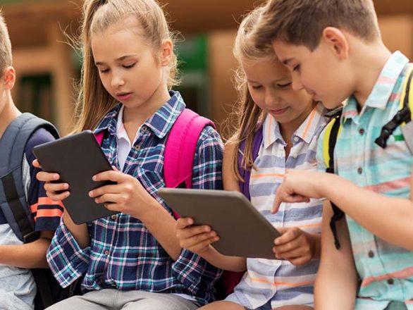 technology in K-12 schools