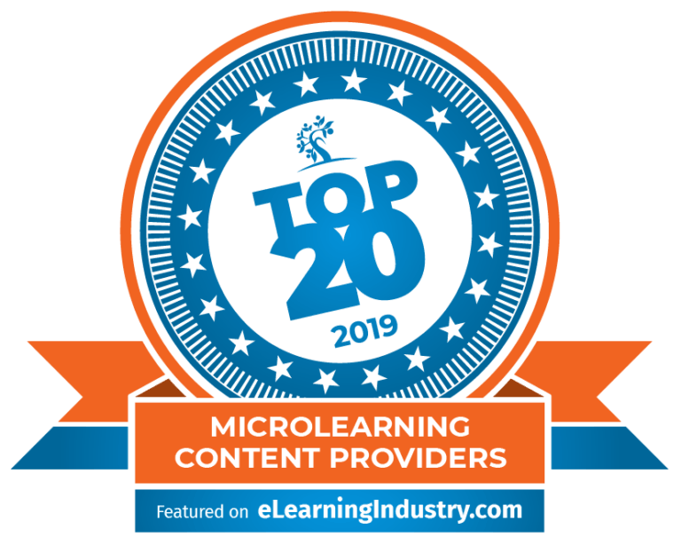 top 20 microlearning content providers
