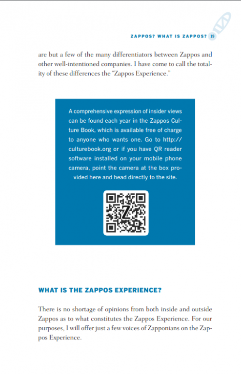zappos experience | digital publishing trends