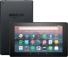 Amazon Fire HD 8 | Top 10 eBook Readers to Consider while Switching from Traditional Books