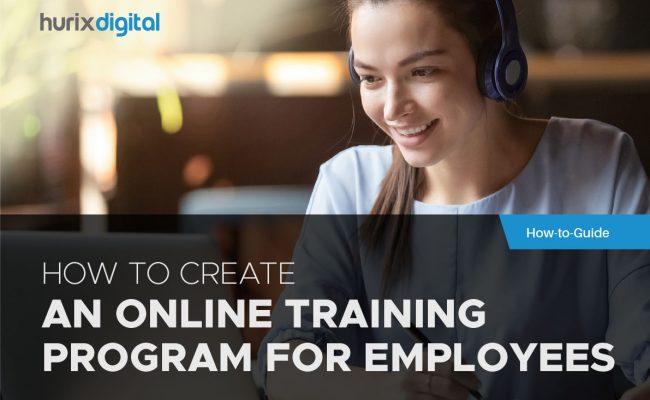 Create Online Training Program for Employees