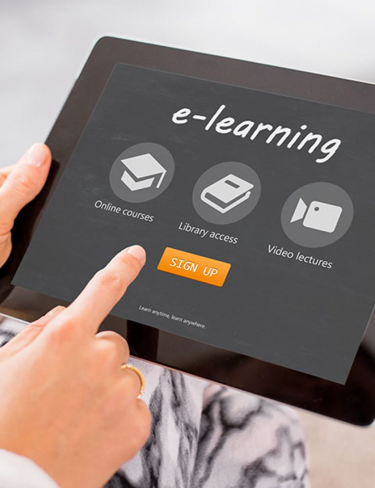 elearning learning management system